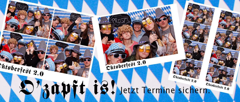 Oktoberfest Party Fotobox